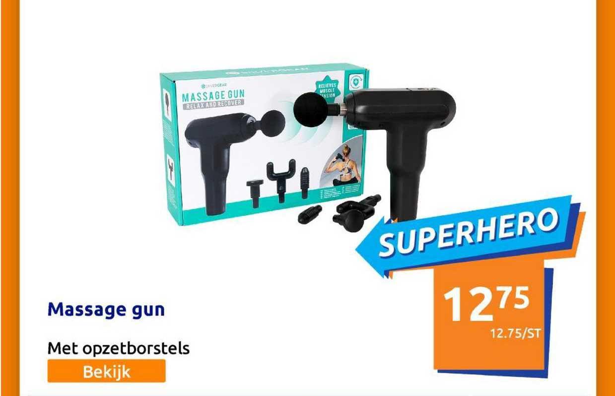 Action Massage Gun