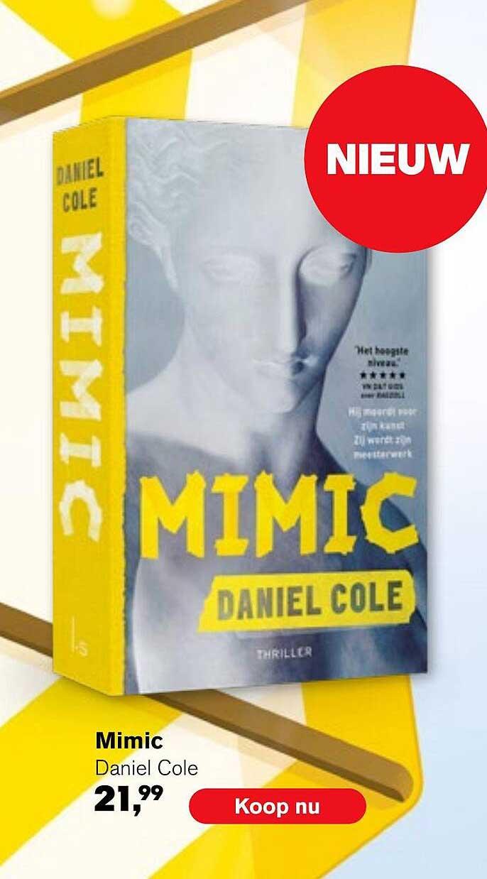 AKO Mimic - Daniel Cole