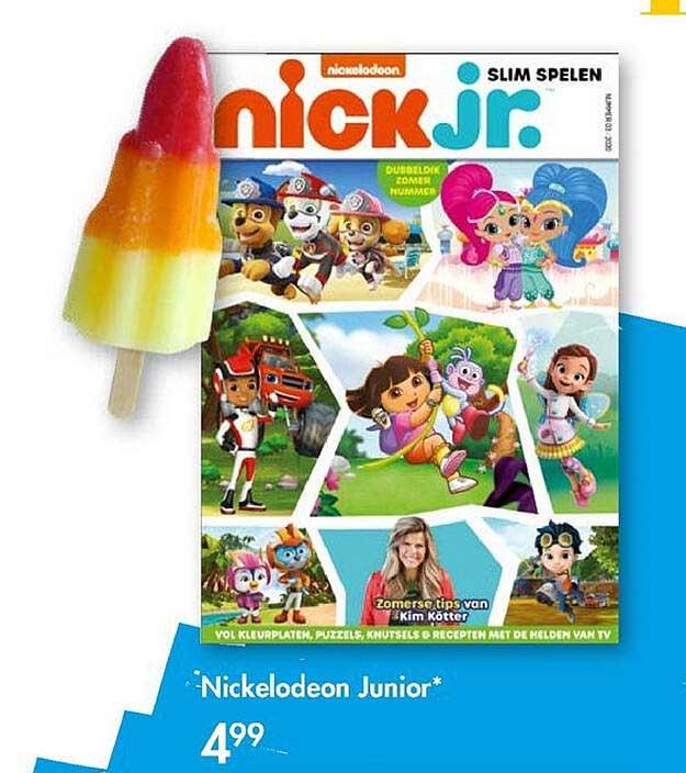The Read Shop Nickelodeon Junior