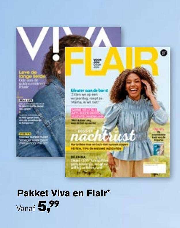 AKO Pakket Viva En Flair