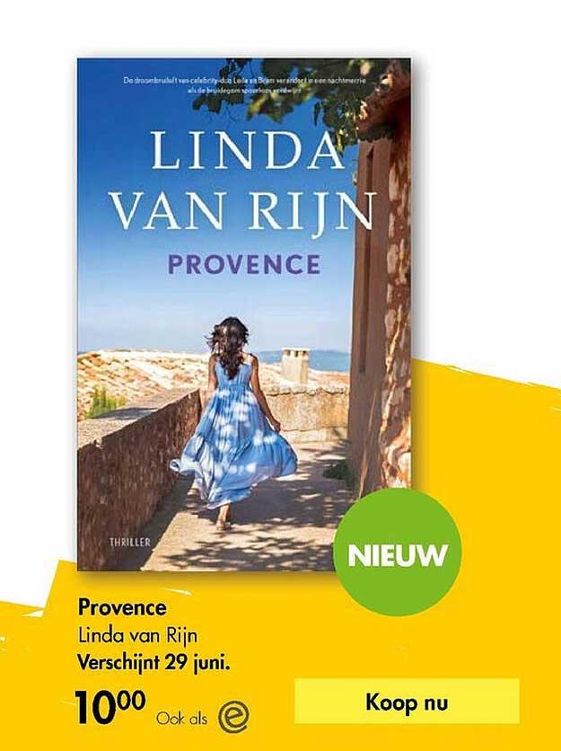 The Read Shop Provence Linda Van Rijn