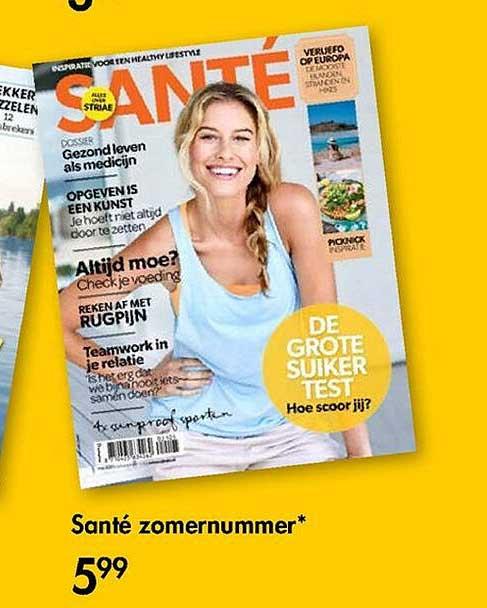 The Read Shop Santé Zomernummer