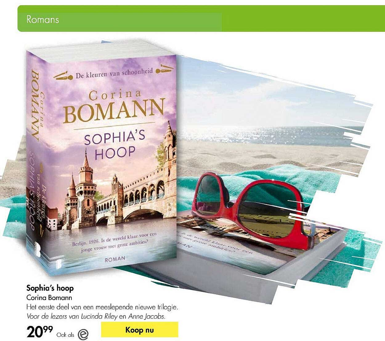 The Read Shop Sophia's Hoop Corina Bomann