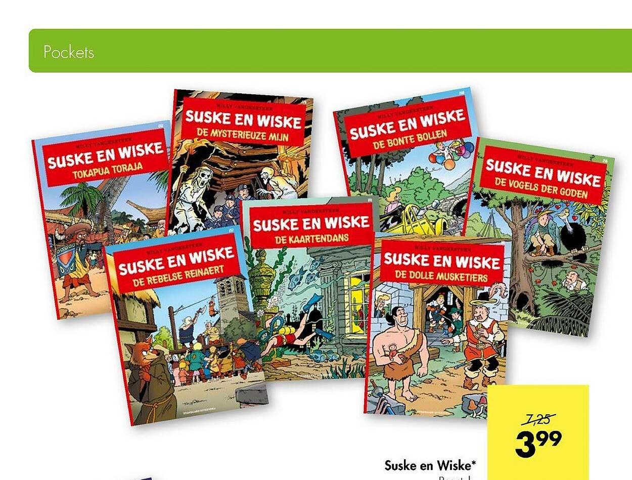 The Read Shop Suske En Wiske
