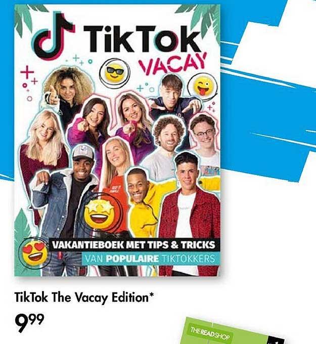 The Read Shop TikTok The Vacay Edition