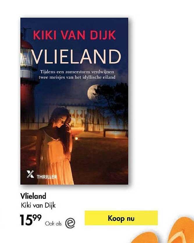 The Read Shop Vlieland Kiki Van Dijk