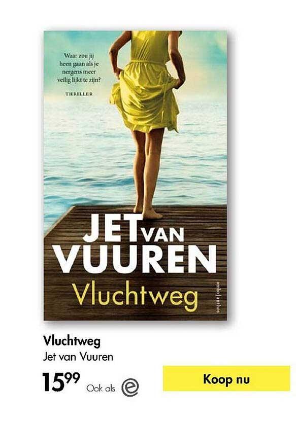 The Read Shop Vluchtweg Jet Van Vuuren