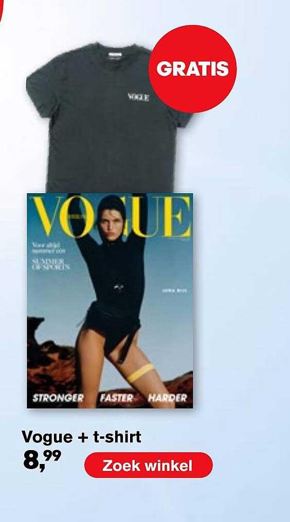 AKO Vogue + T-Shirt