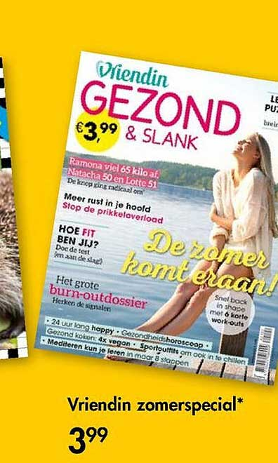 The Read Shop Vriendin Zomerspecial