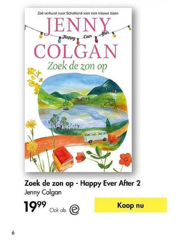 The Read Shop Zoek De Zon Op - Happy Ever After 2 Jenny Colgan