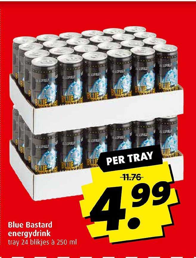 Boni Blue Bastard Energydrink