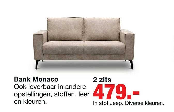 Budget Home Store Bank Monaco