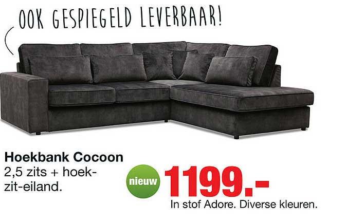 Budget Home Store Hoekbank Cocoon