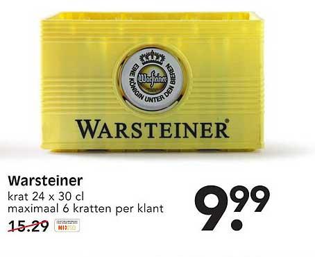 EMTÉ Warsteiner