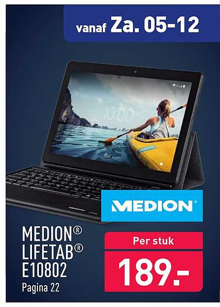 ALDI Medion Lifetab E10802