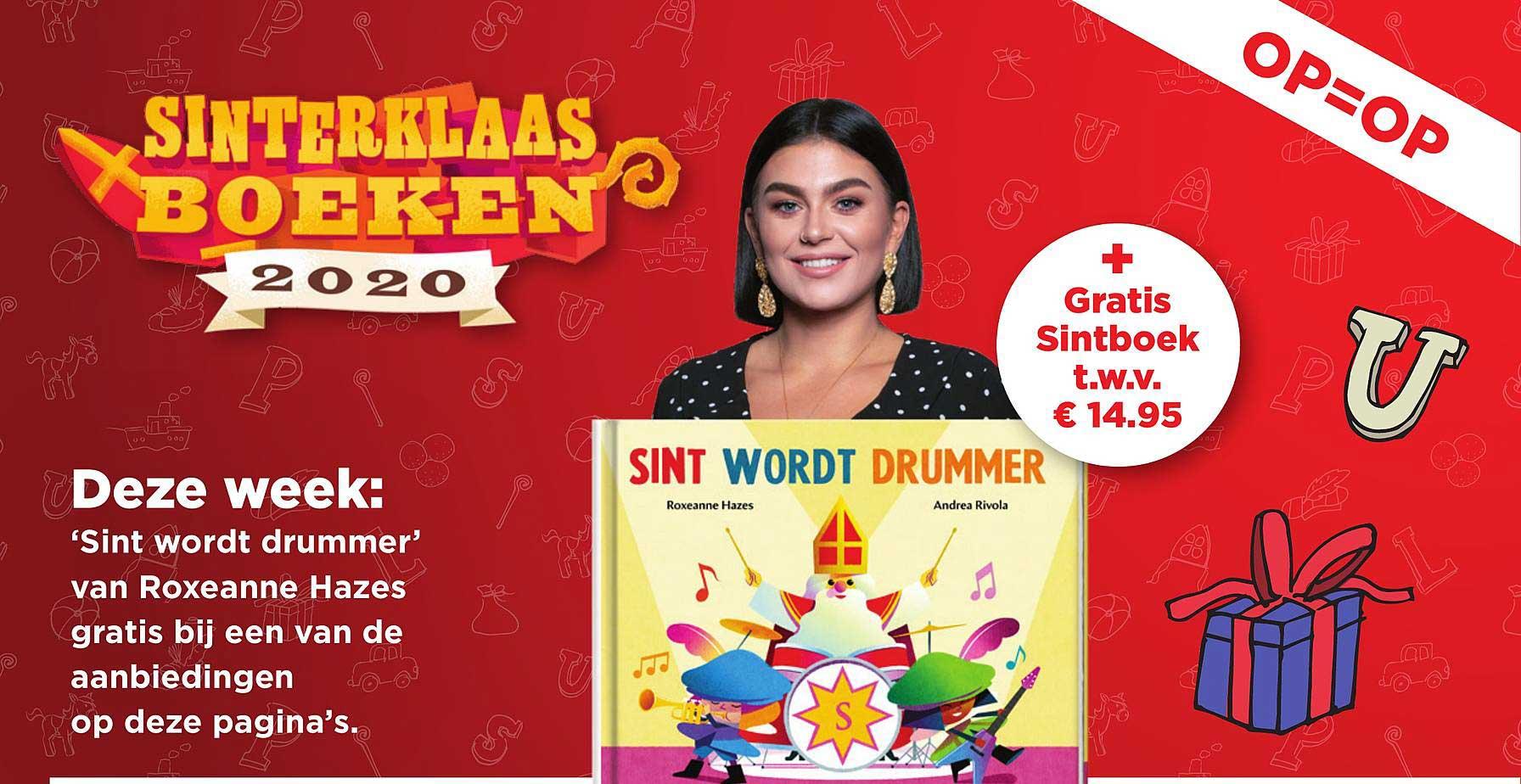 PLUS Sinterklaasboeken 2020