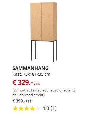IKEA Sammanhang Kast