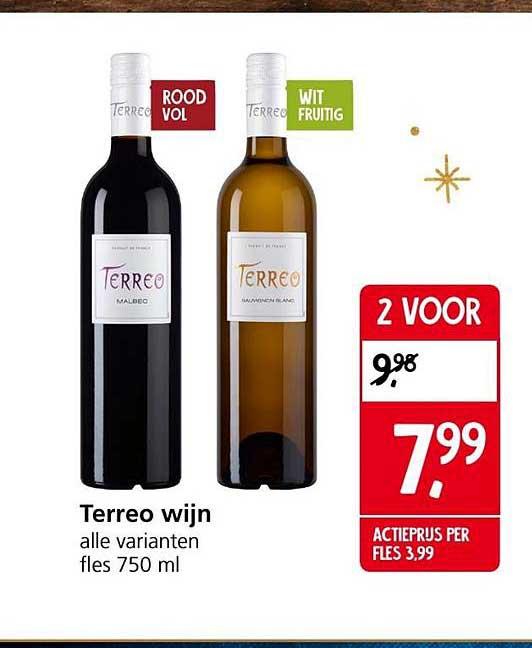 Jan Linders Terreo Wijn