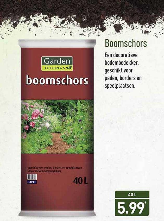 ALDI Boomschors