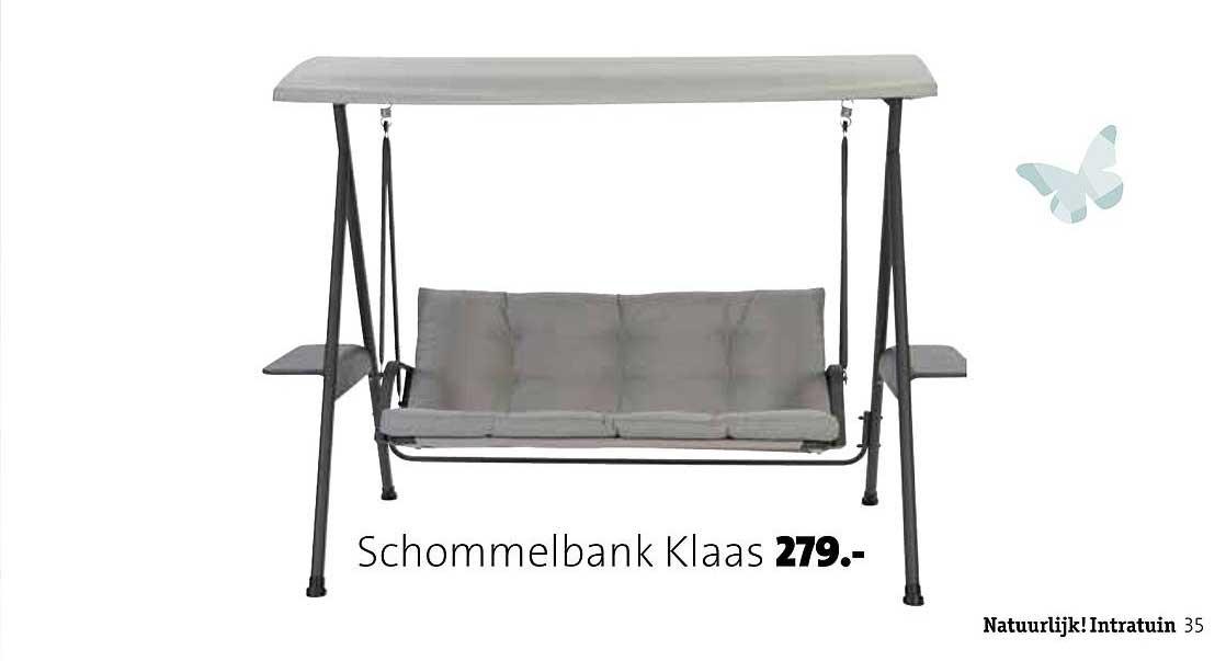 Intratuin Schommelbank Klaas