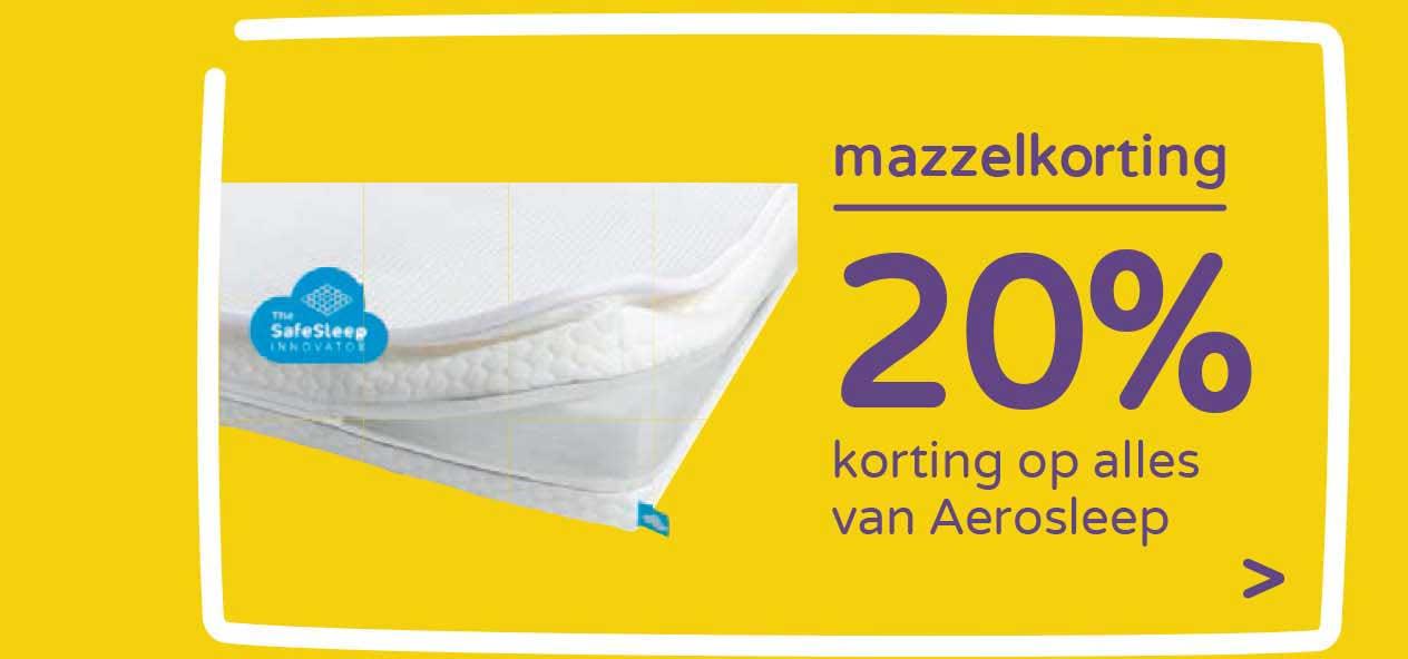 Prénatal 20% Korting Op Alles Van Aerosleep