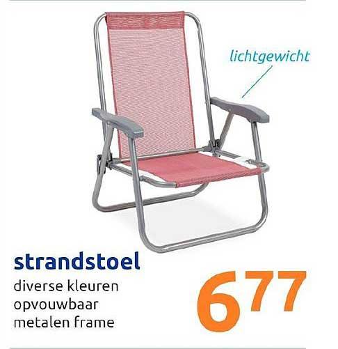 Action Strandstoel