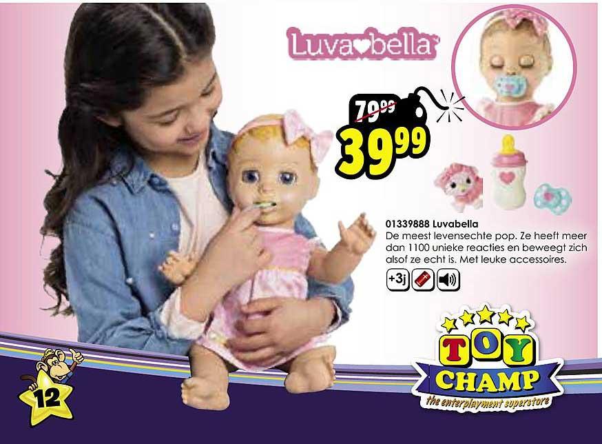 Toychamp Luvabella