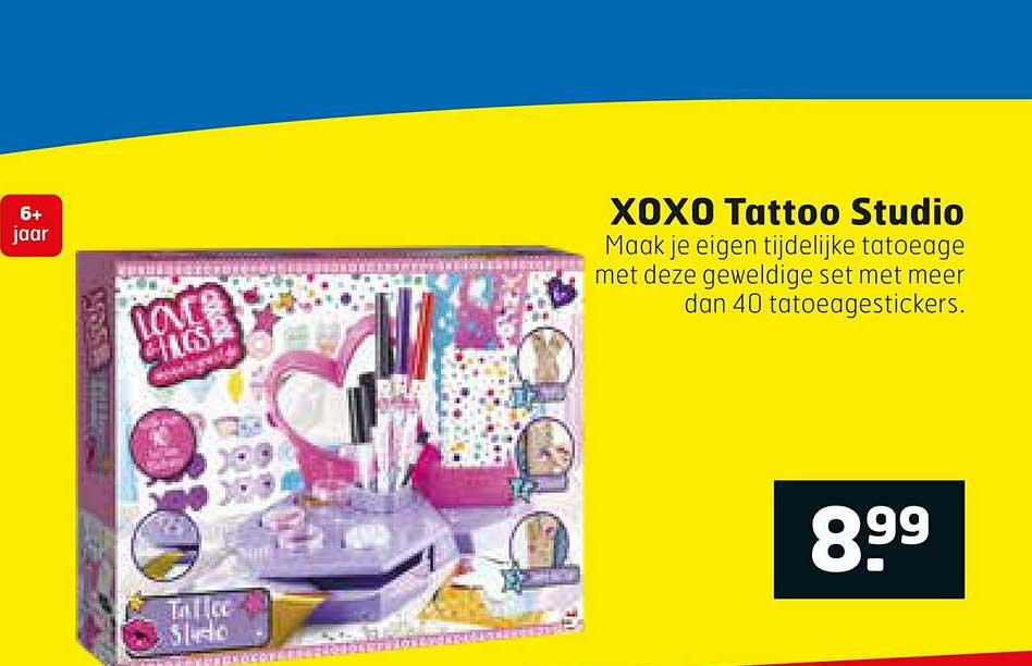 Trekpleister XOXO Tattoo Studio