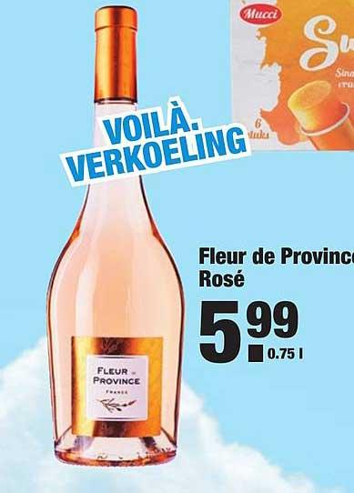 ALDI Fleur De Province Rosé