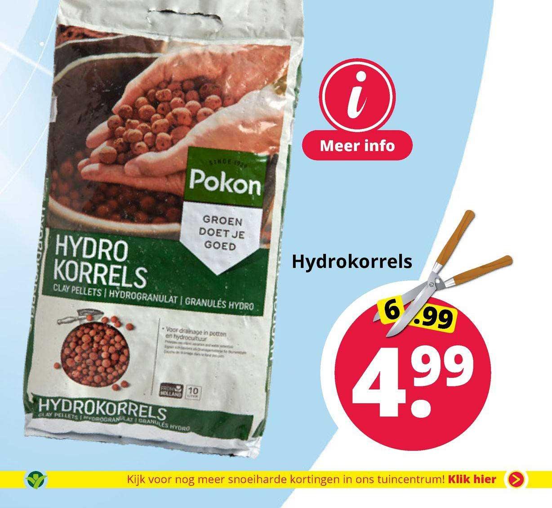 GroenRijk Hydrokorrels