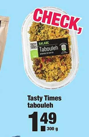 ALDI Tasty Times Tabouleh