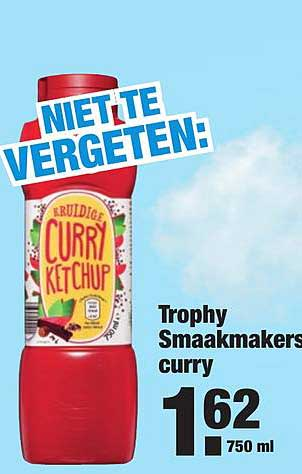 ALDI Trophy Smaakmakers Curry