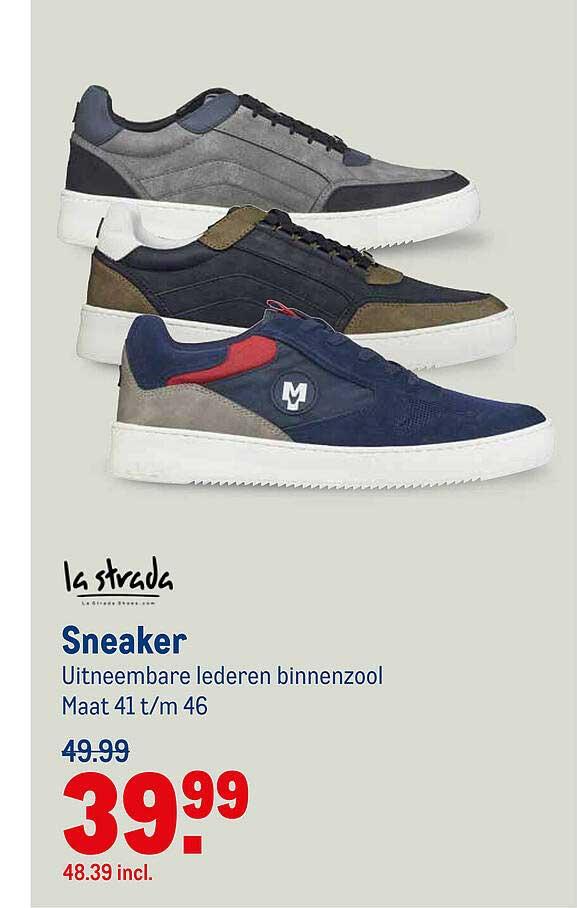 Makro La Strada Sneaker