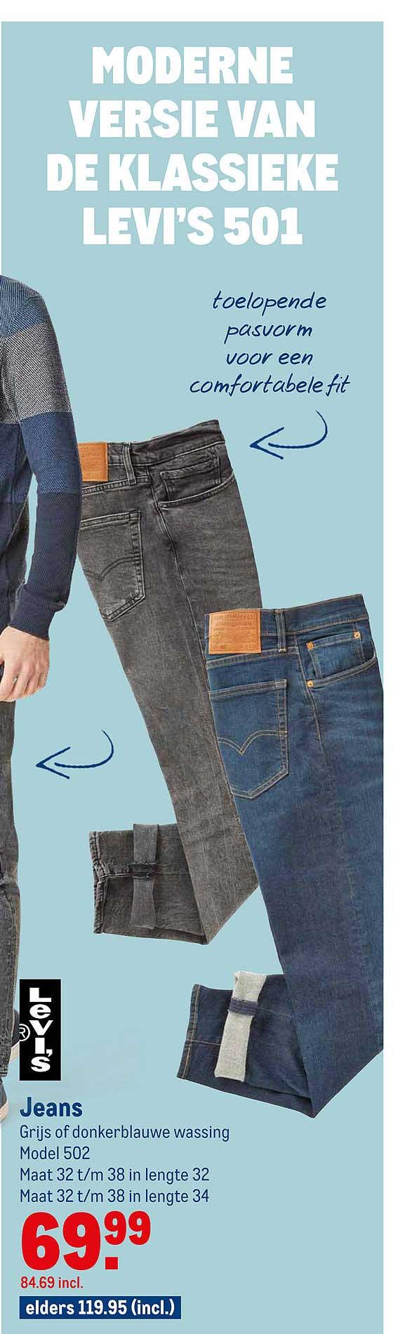 Makro Levi's Jeans