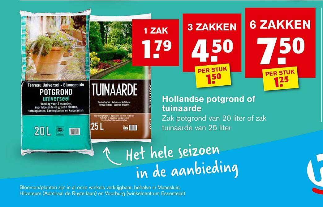 Hoogvliet Hollandse Potgrond Of Tuinaarde