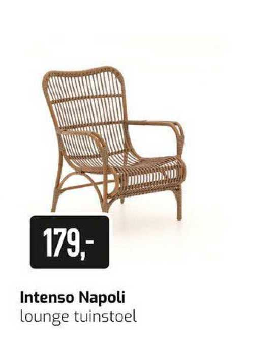 Kees Smit Intenso Napoli Lounge Tuinstoel