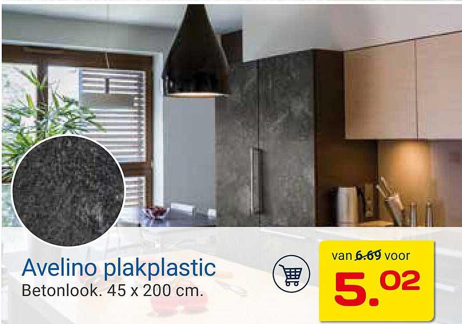 KlusWijs Avelino Plakplastic