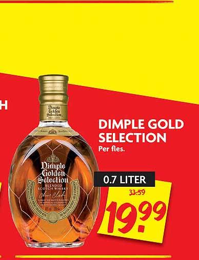 DekaMarkt Dimple Gold Selection