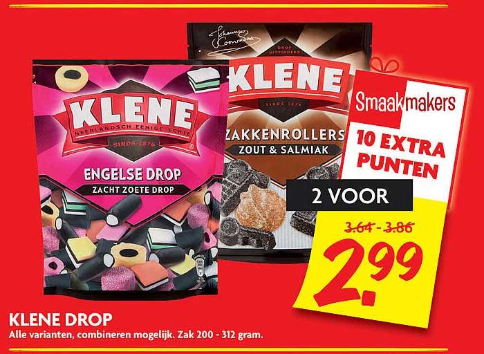 DekaMarkt Klene Drop