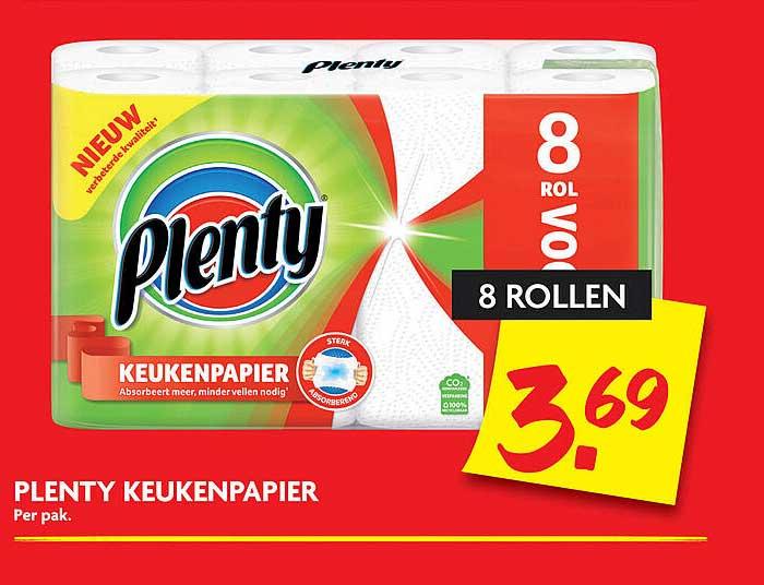DekaMarkt Plenty Keukenpapier