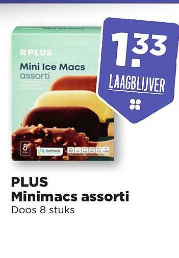 PLUS Plus Minimacs Assorti