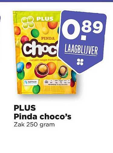 PLUS Plus Pinda Choco's