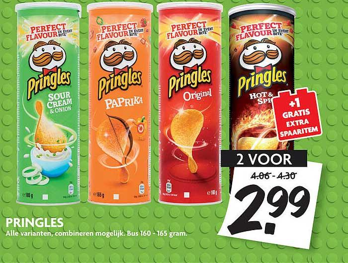 DekaMarkt Pringles