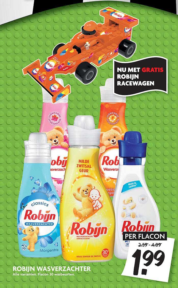 DekaMarkt Robijn Wasverzachter