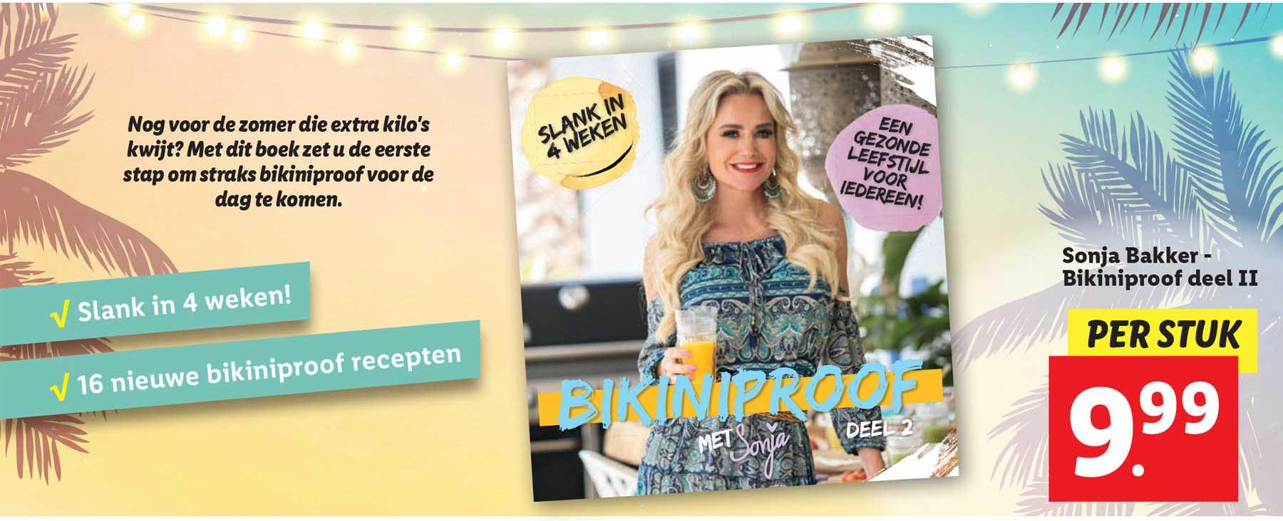 Lidl Sonja Bakker - Bikiniproof Deel II