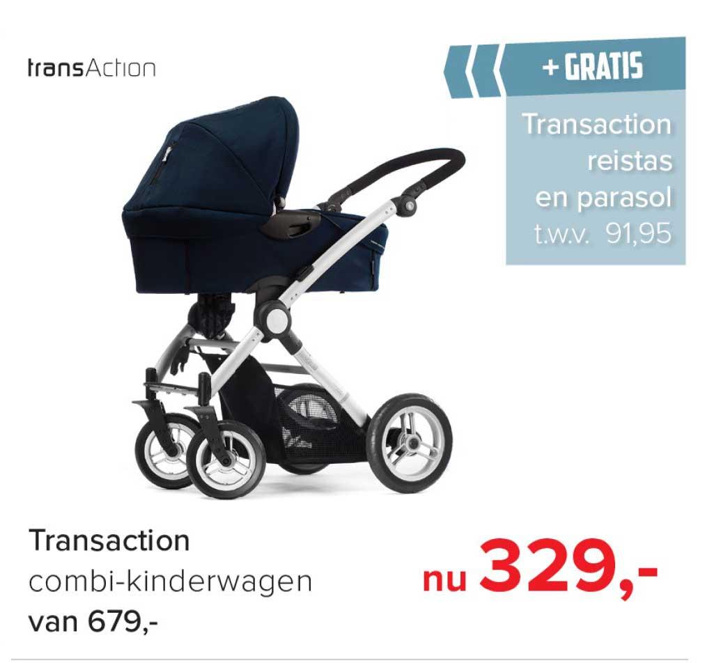 Baby-Dump Transaction Combi Kinderwagen
