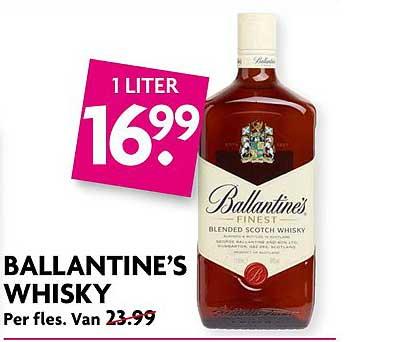 DekaMarkt Ballantine's Whisky