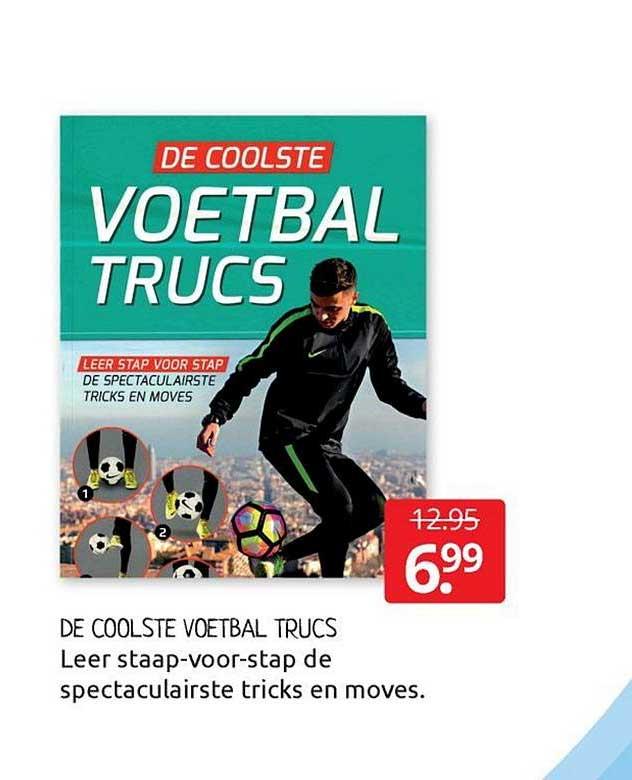 BoekenVoordeel De Coolste Voetbal Trucs
