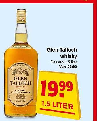 Hoogvliet Glen Talloch Whisky