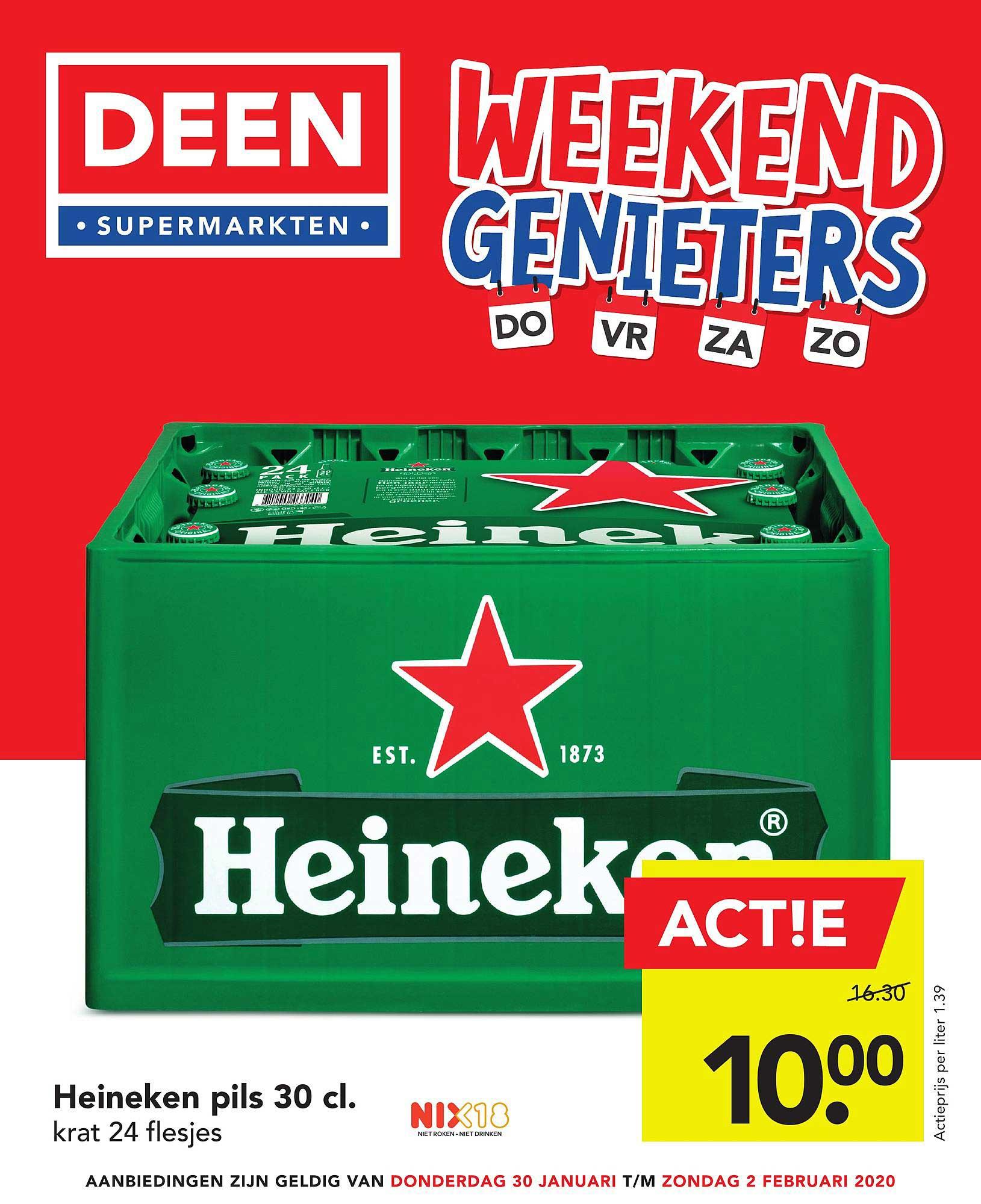 DEEN Heineken Pils